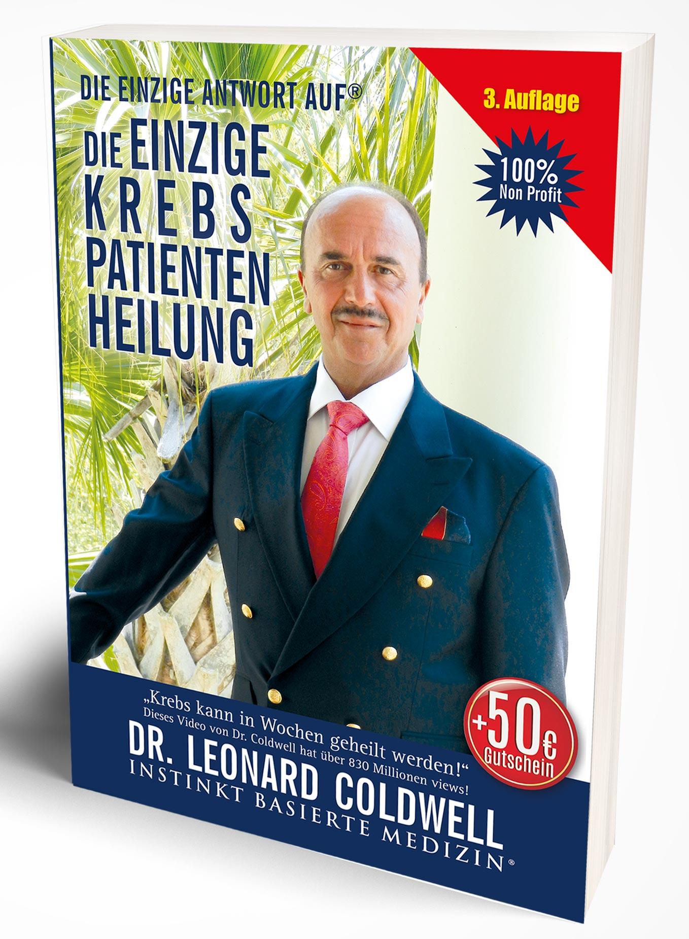 Dr. Leonard Coldwell: Die EINZIGE Krebs Patienten Heilung
