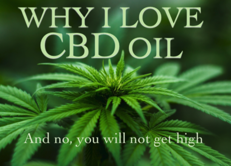 Why I Love CBD Oil (Free download)