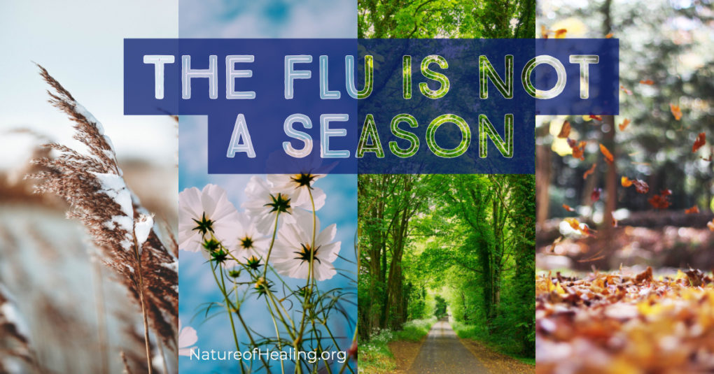 The Flu Is NOT A Season