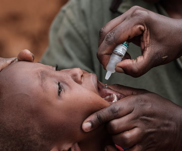 More Polio Cases Now Caused by Vaccine than by Wild Virus