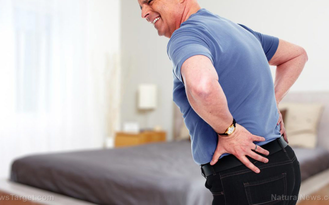 6 Causes of lower back pain and testicular pain