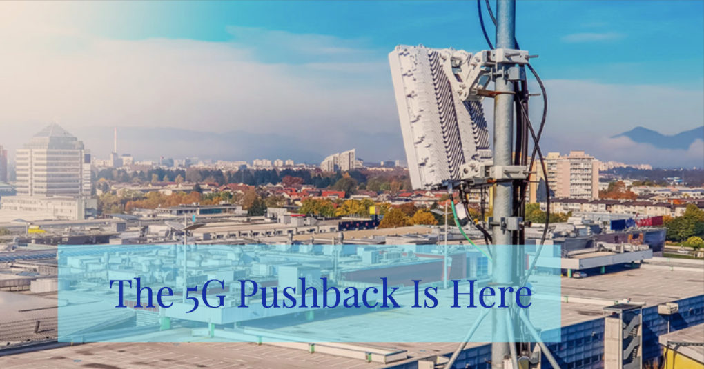 Scientific American FINALLY Questions 5G Safety