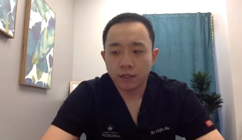 Dr. Hu of Medroyal Discussing the SARS Coronavirus Outbreak – What You Need to Know