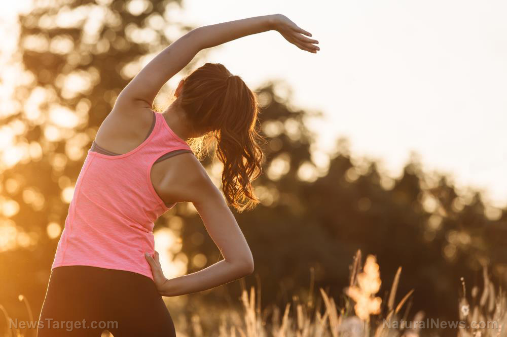 Want to improve your memory while staying fit? Try exercising for at least half an hour regularly