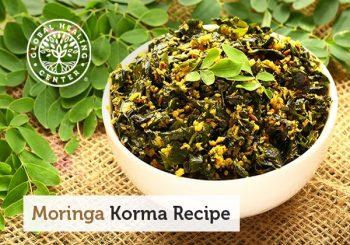 Recipe: Indian Korma Curry With Moringa Leaves