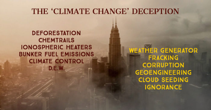 "The ""Climate Change"" Deception"