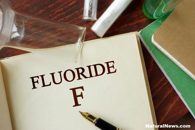 How Fluoride (a toxin) got in our water, and Iodine (a critical nutrient) disappeared from medical school textbooks