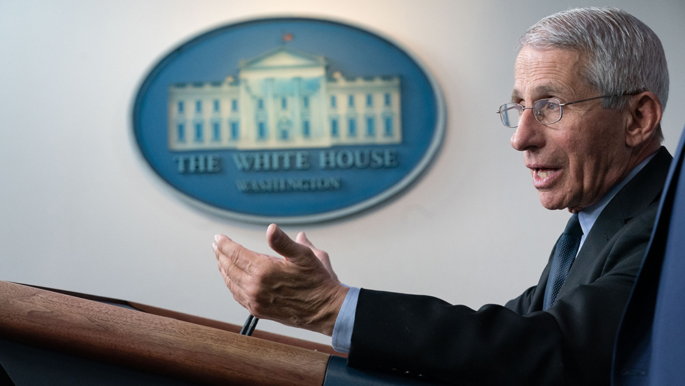 Dr. Anthony Fauci is continuing Obama's mission to cripple America and turn it into a vaccine police state