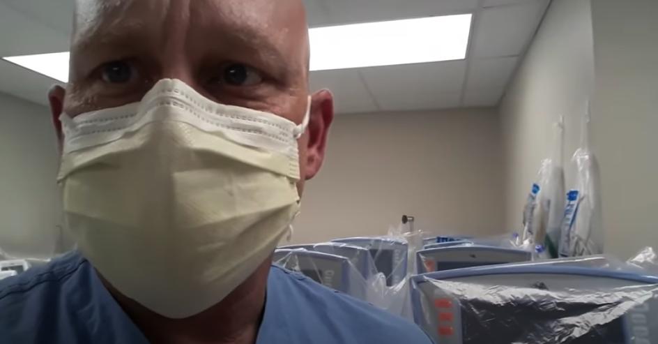 Respiratory Doctor Blows Whistle on FAKE VIRUS PANDEMIC