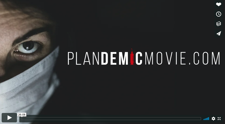 PLANDEMIC – EMERGENCY POST – If you only watch 1 thing WATCH THIS