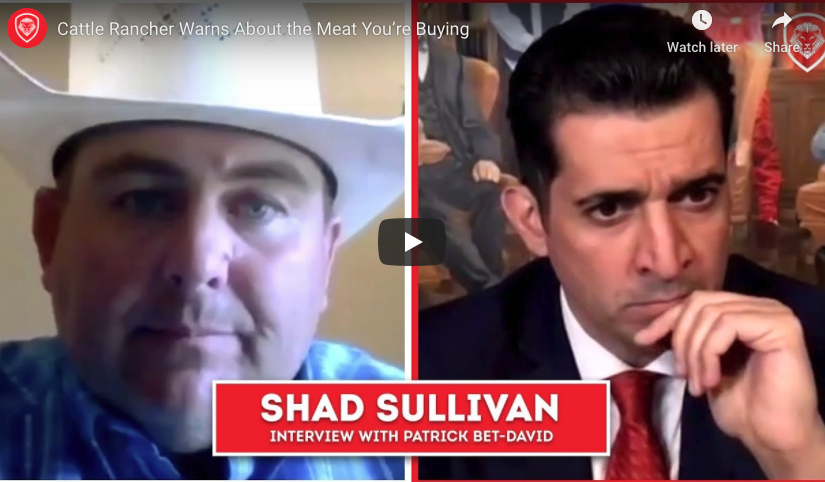 Cattle Rancher Warns About the Meat You're Buying