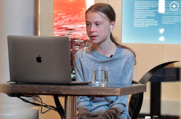 Greta Thunberg added to CNN's expert coronavirus panel – Twitter Erupts