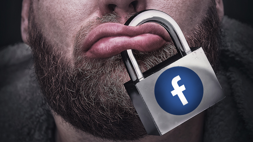 "Censorship spree? Facebook removes almost 200 accounts to ""address hate speech, violence"""