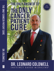 The only cancer patient cure physical book