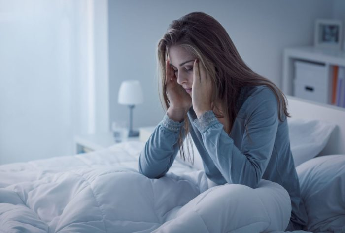 4 Natural Solutions For People Who Have Trouble Sleeping