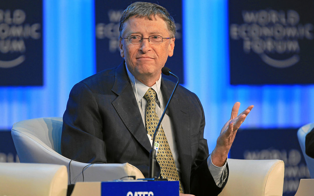 Bill Gates pushing for 7 billion mandatory experimental RNA injections that re-program human cells to produce coronavirus spike proteins