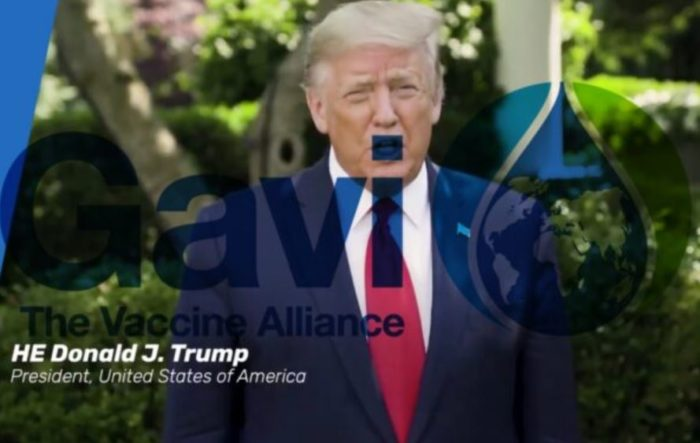 WHAT is going on here? Vaccine Bait & Switch: As Millions Pulled From WHO, Trump Gives Billions To Gates-Founded GAVI