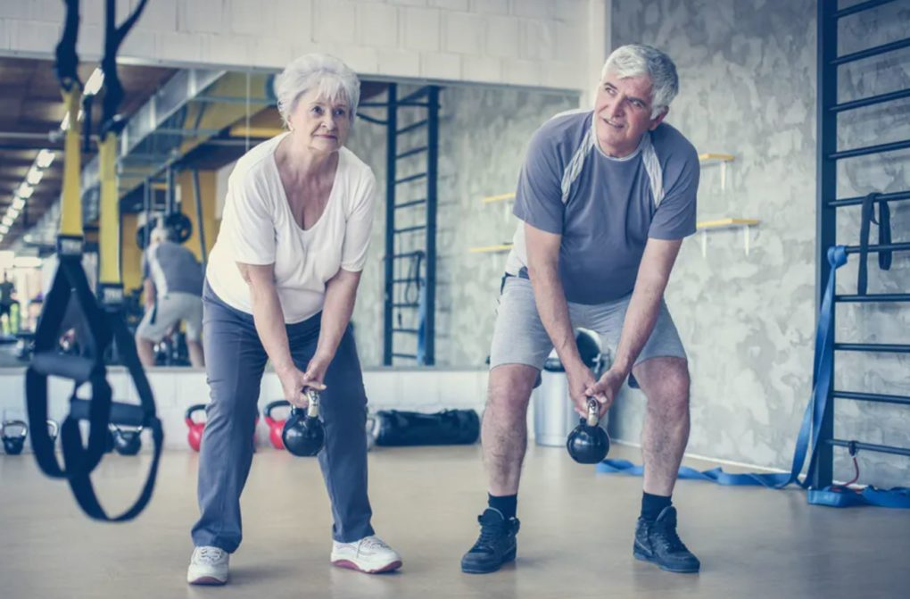 Vitamin C Could Help Older Adults Retain Muscle Mass — New Research