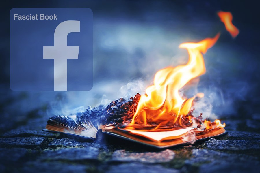 FACEBOOK IS TARGETING AND JAILING AT WILL – CENSORSHIP AT IT'S FINEST