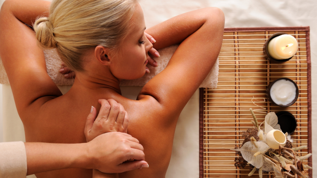 Ten Minutes Of Massage Or Rest Will Help Your Body Fight Stress