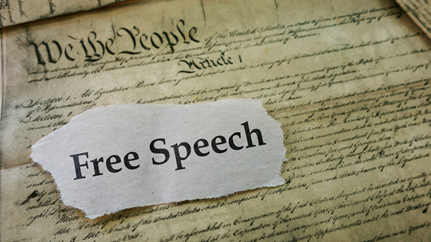 Bring free speech back to social media – Now