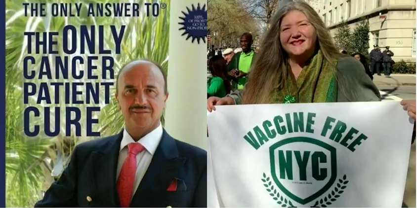 DR. LEONARD COLDWELL ~ COVID HOAX DELINEATED ~ VACCINE FREE AMERICA WITH SALLIE ELKORDY
