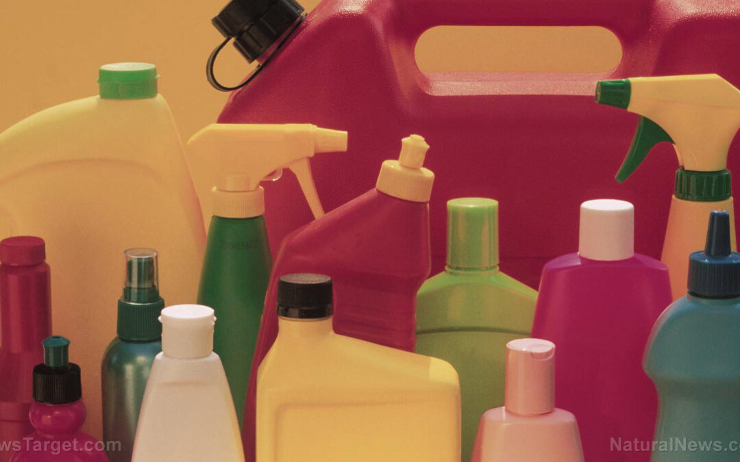 Toxic ingredient in disinfectants can give rise to antibiotic-resistant bacteria, birth defects and more