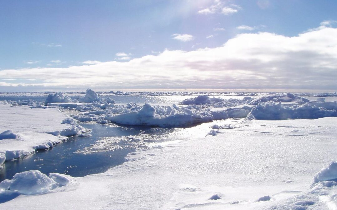 Geothermal heat, internal climate responsible for Antarctica ice melting – not man-made climate change