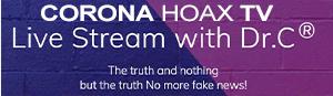 Corona Hoax TV Dr Coldwell covid fake news