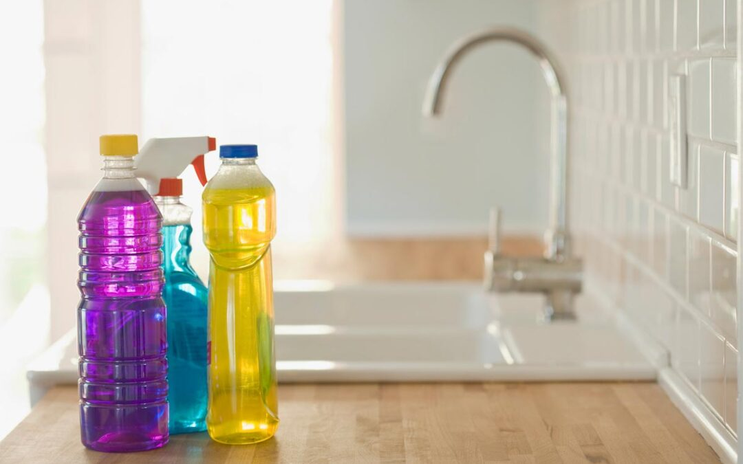 Homesteading hacks: 8 Non-toxic cleaners made with natural ingredients