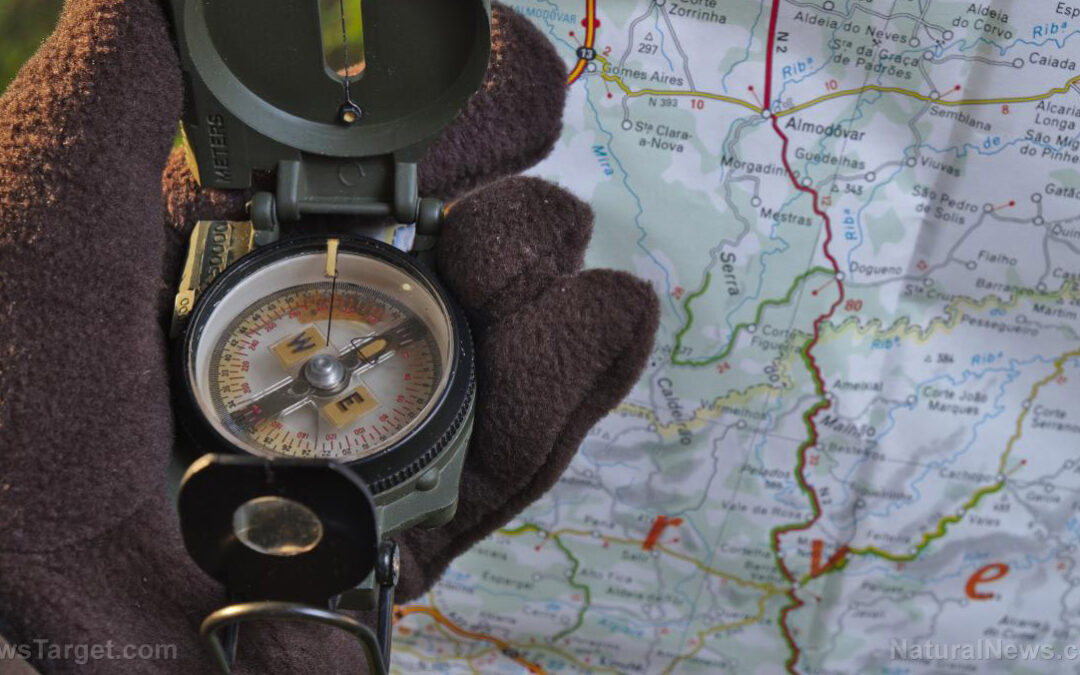 Disaster prepping 101: Learn land navigation skills to get out of SHTF situations
