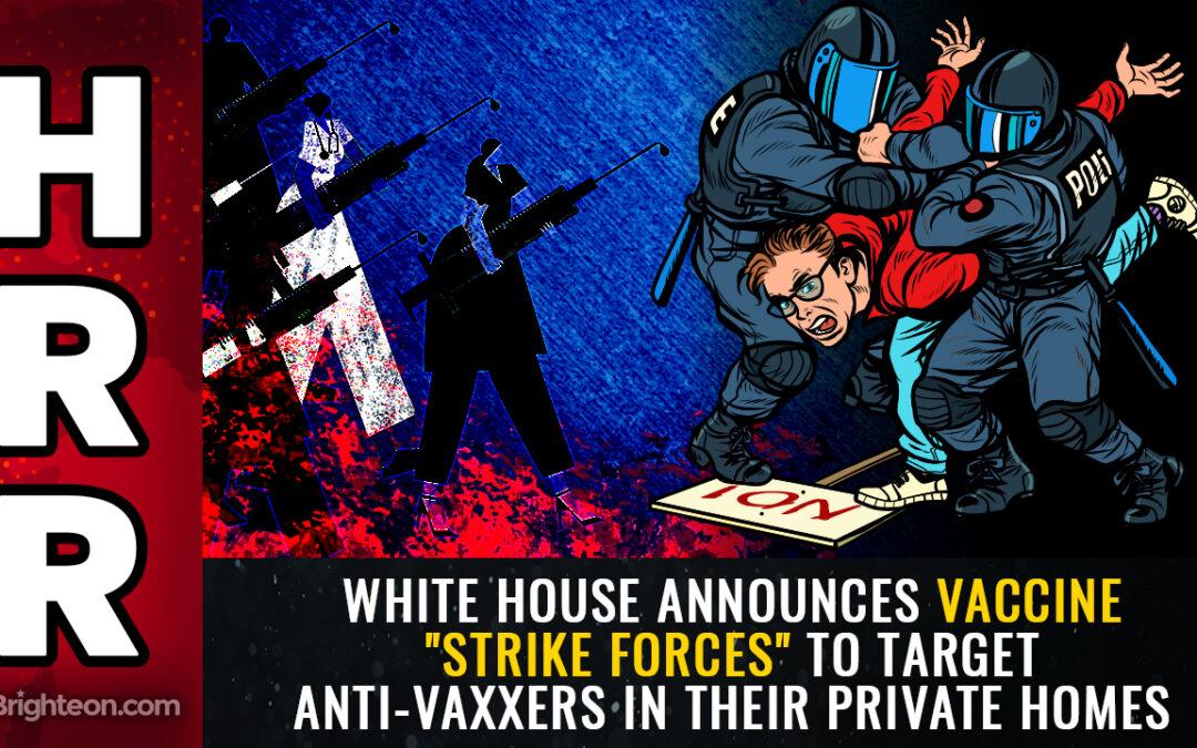 The Biden regime just declared war on American civilians