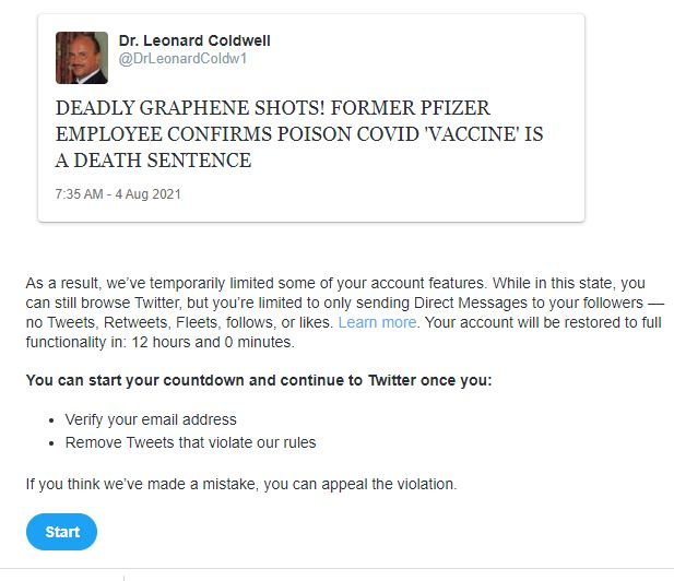 Twitter Tries to Silence Truth but allows porn, child exploitation, and nudity?