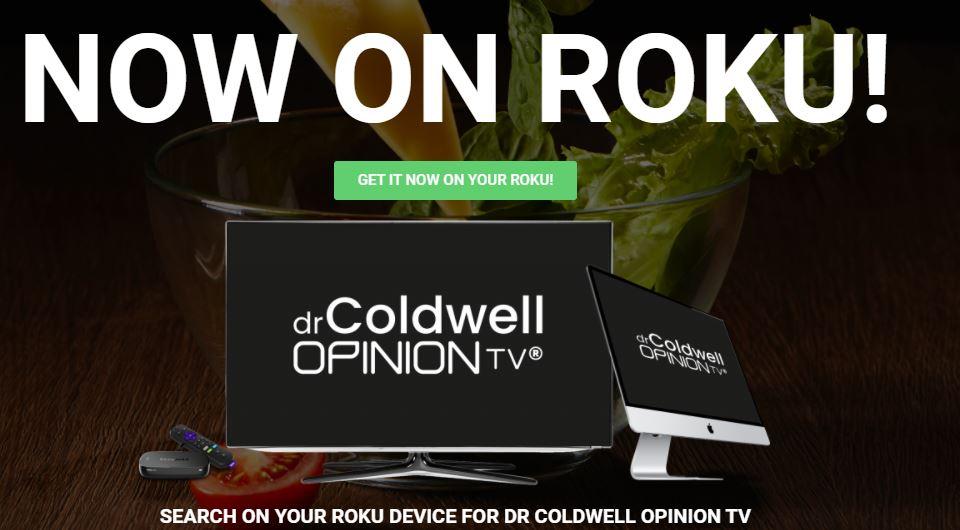 Dr. Coldwell on Roku TV