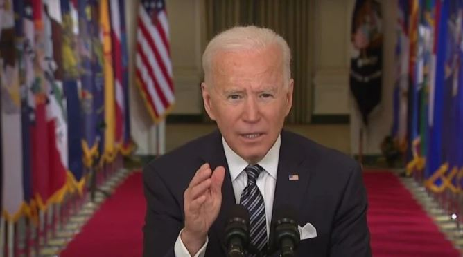 Biden reportedly considers vaccine passports for interstate travel