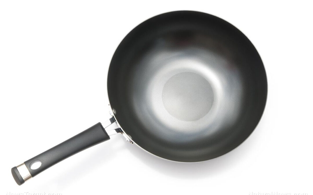 Keep your kitchen safe and avoid these toxic cookware materials