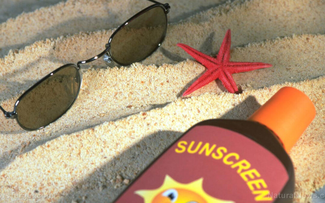 Another possible carcinogen found in popular sunscreen brands
