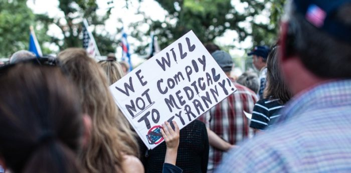 220,000 Military Members Say No To Biden's Forced COVID Injection, Lawsuits Filed